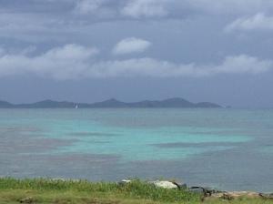 Waterfront Highway, Looking Toward Peter Island