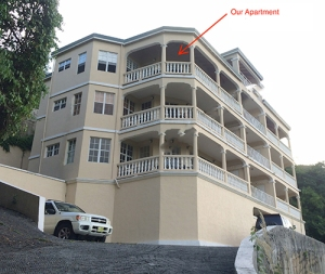 Tortola Apartment, BVI