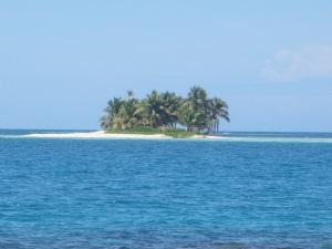 Sandy Cay, Belize