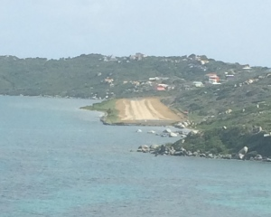 Virgin Gorda BVI Runway