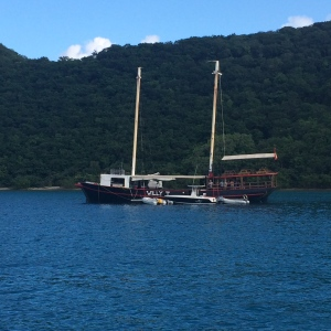 Willy T, Norman Island, BVI