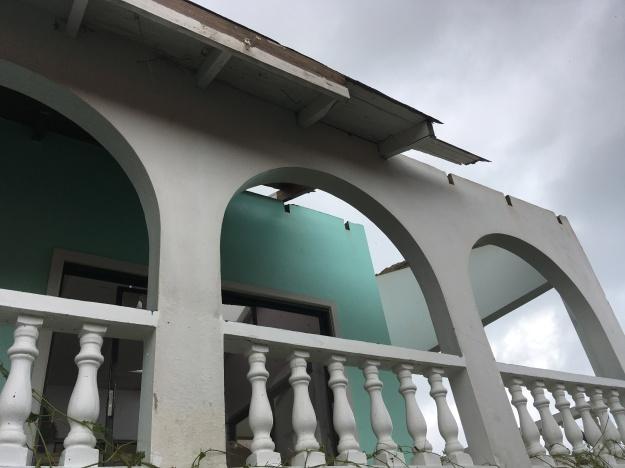 Hurricane Irma BVI